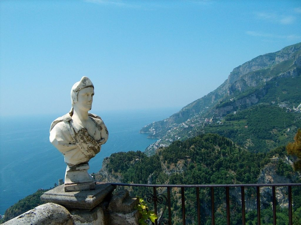 Ravello is rich in history